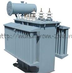 Трансформатор силовой масляный ТМ до 10 кВ