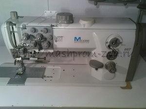 Durkopp 867 - Двухигольная промышленная швейная машина
