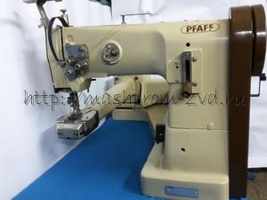Промышленная двухигольная машина PFAFF 646