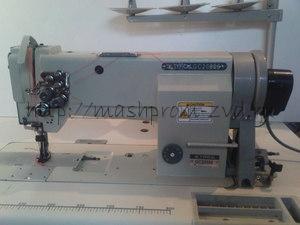 TYPICAL GC 20606 - Двухигольная промышленная швейная машина