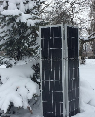 Солнечная зарядка KV7-100АM