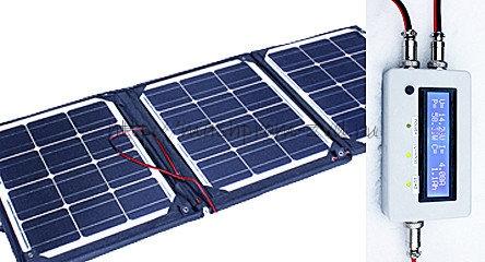 Солнечная зарядка KV7-90SM