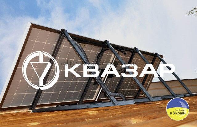 Солнечная электростанция KV7 400 Вт автономно-резервная
