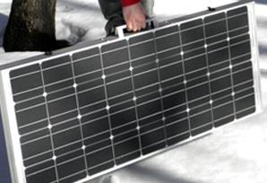Солнечная зарядка KV7-180АM
