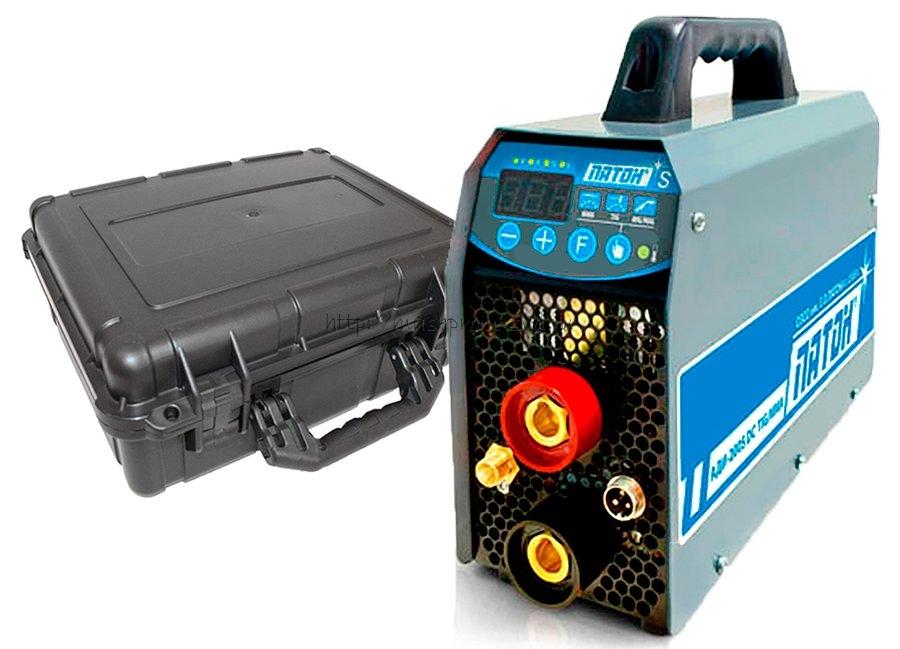 Аргонодуговой цифровой инверторный выпрямитель ПАТОН™ АДИ-200S DC TIG/MMA/MIG/MAG