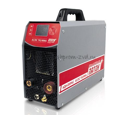 Аргонодуговой цифровой инверторный выпрямитель ПАТОН™ АДИ-200 PRO AC/DC TIG/MMA
