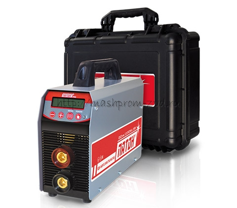 Цифровой инверторный выпрямитель ПАТОН™ ВДИ-160P DC MMA/TIG/MIG/MAG