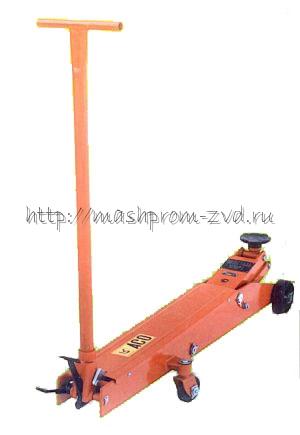 Домкрат гаражный гидравлический ДПГ-12