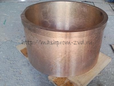 Втулка цилиндрическая нижняя КСД 1200 ч. 3-137609