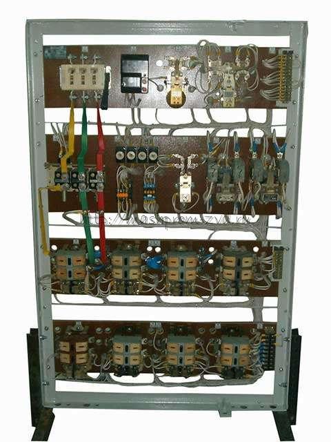 Панели для механизмов подъема кранов КС-160, КС-250, КС-400, ДКС-160, ДКС-250, ДКС-400