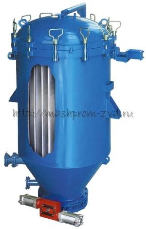 Фильтр для растительного масла вертикальный напорный пластинчатый ВНП-3, ВНП-6, ВНП-10, ВНП-15, ВНП-20, ВНП-24, ВНП-30, ВНП-40, ВНП-45, ВНП-60, ВНП-75