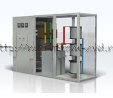 Установки конденсаторные высокого напряжения фильтровые малой мощности УФМ