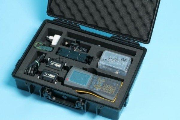 Лазерная система центровки промышленных валов АВВ-711