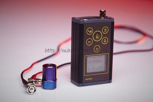 Анализатор спектра вибрации 7М107В (виброметр)