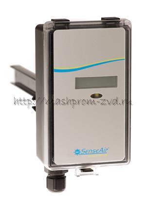 Канальный преобразователь концентрации СО2 с аналоговыми выходами — eSENSE Duct