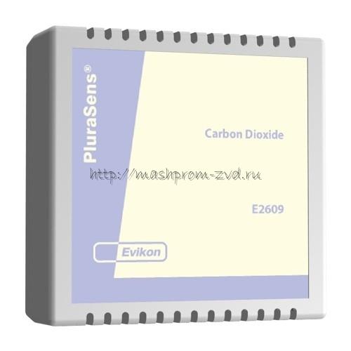 Детектор углекислого газа c RS-485 — E2609-CO2