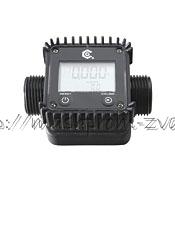 """Электронный счетчик SAMOA арт. 366761 для AdBlue, 8-110 л/мин, 2 стальных адаптера 1"""" BSP (FF)"""
