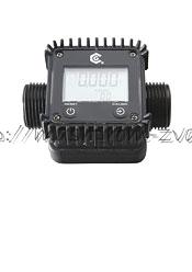 "Электронный счетчик SAMOA арт. 366976 для AdBlue, 8-110 л/мин, стальной адаптер 1"" BSP (FF)"