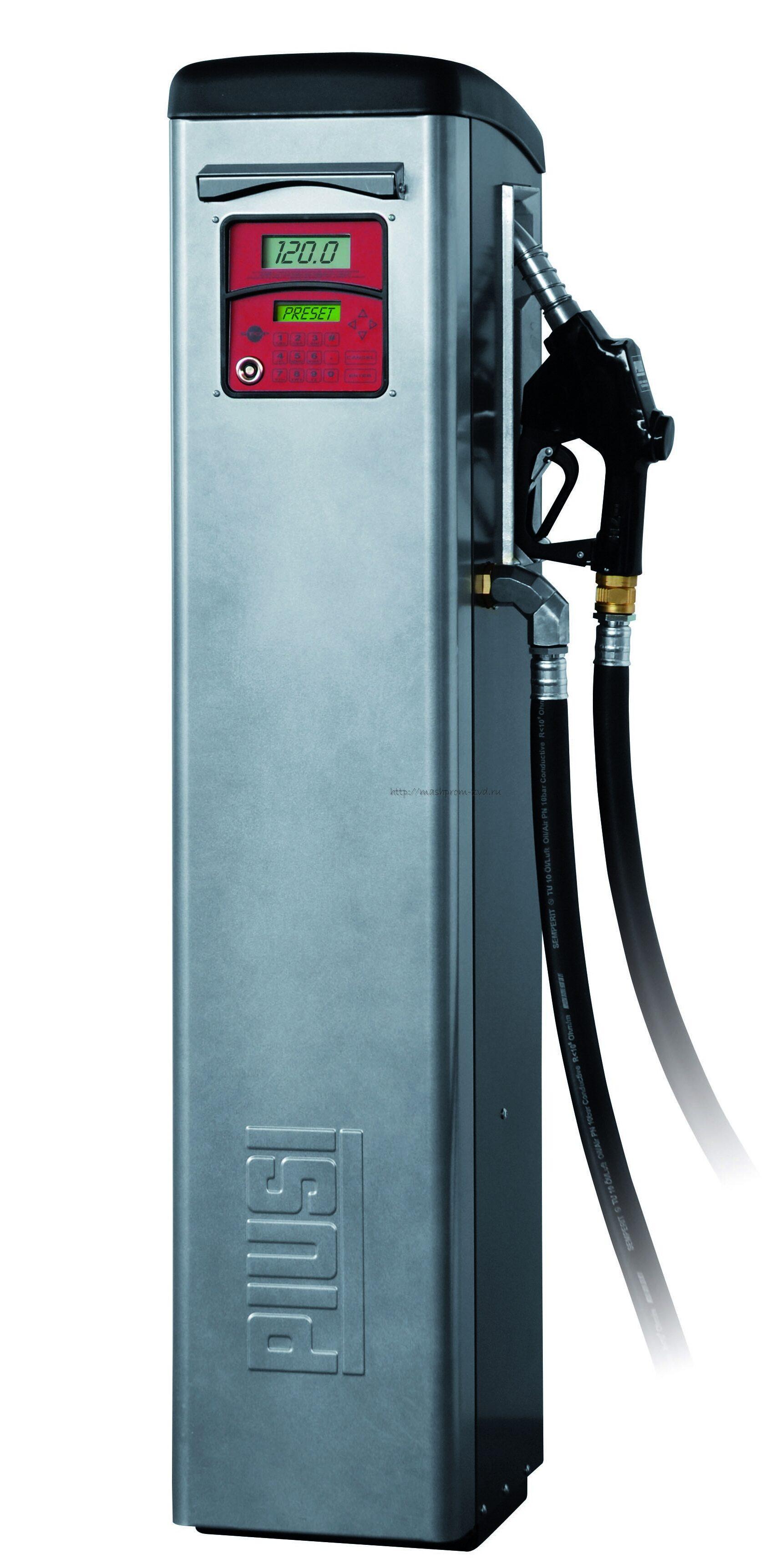 Self Service 100 FM TANK арт. F00742B0C - Программируемая раздаточная колонка для ДТ с принтером чеков, 100 л/мин