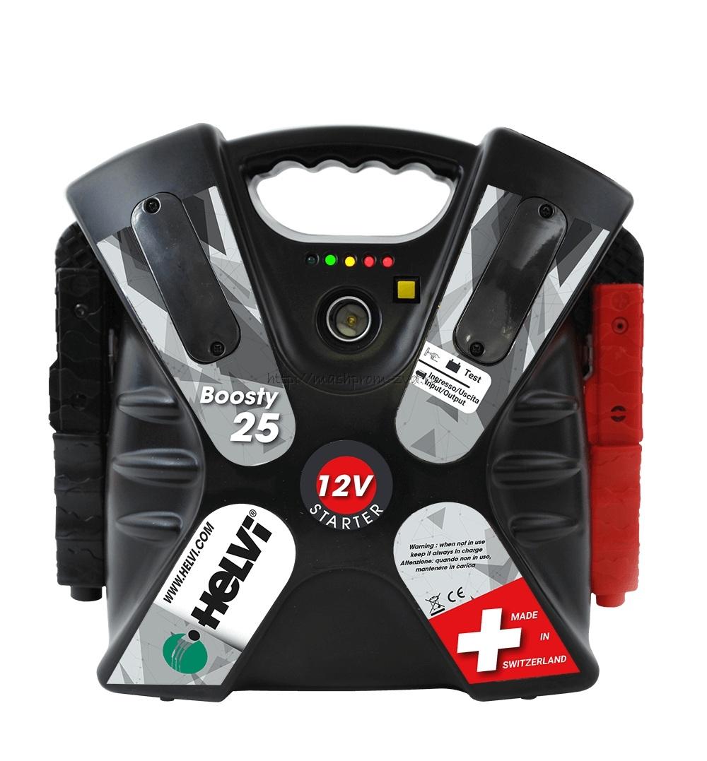 Пусковое устройство HELVI Boosty 25 арт. 99005054