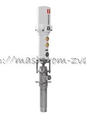 Пневматический насос для рабочих жидкостей Рumpmaster 4 арт.333120, 3:1