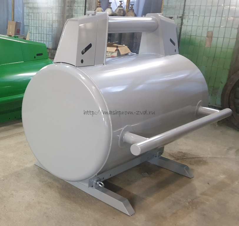 МТМ «Форесттанк» арт. ФТ 1000 - емкость для дизельного топлива, объем - 1000 л