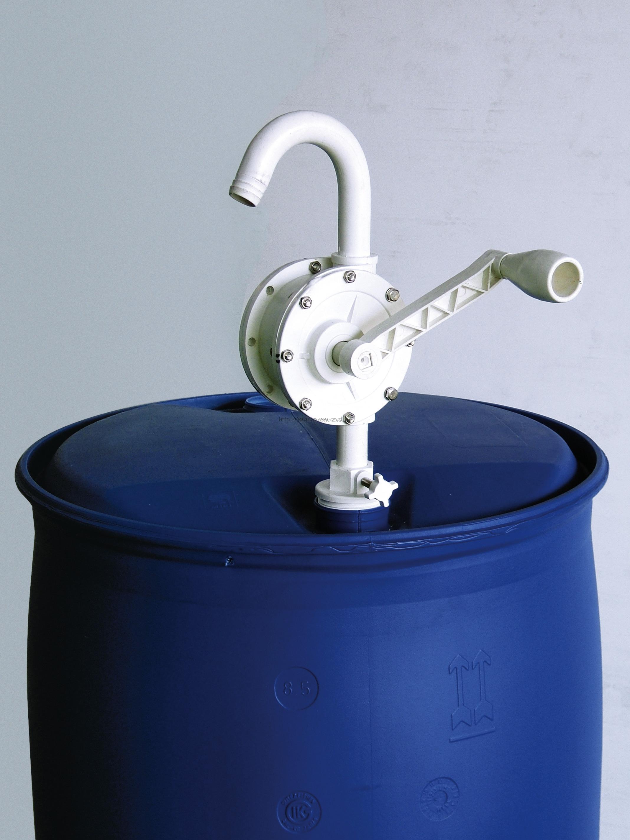 Ручной роторный насос PIUSI арт.F0033205B для бочки