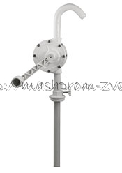 Ручной роторный насос SAMOA арт.308200 из ПВХ
