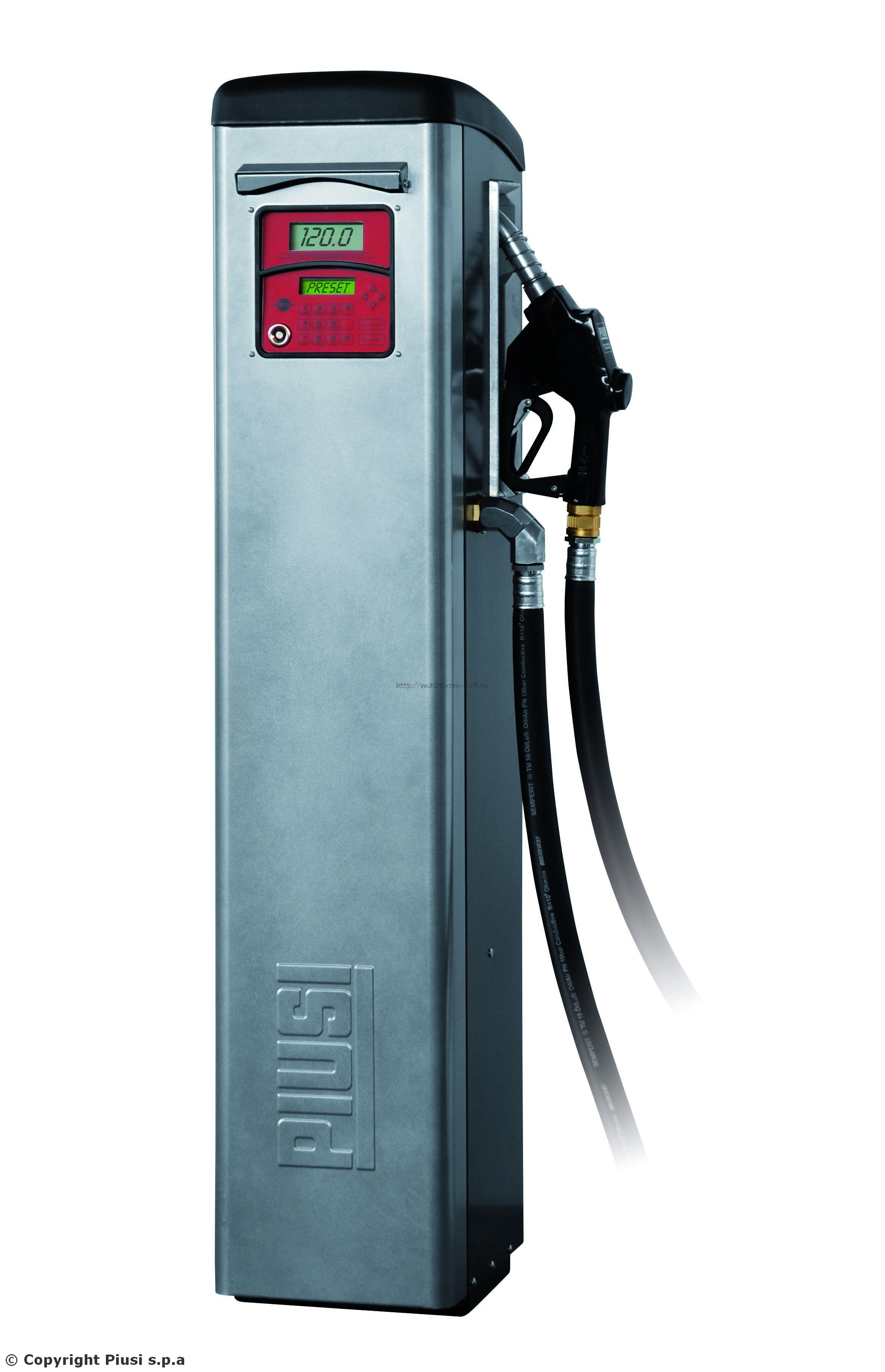 Self Service 70 MC tank арт. F00738B0D - Программируемая раздаточная колонка для ДТ: эл. сч., авт. пист., ф-тр, 70 л/м