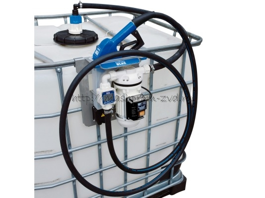 SuzzaraBlue Basic арт. F00201BBB - Перекачивающей блок для перекачки жидкости AdBlue (нижнее подключение)