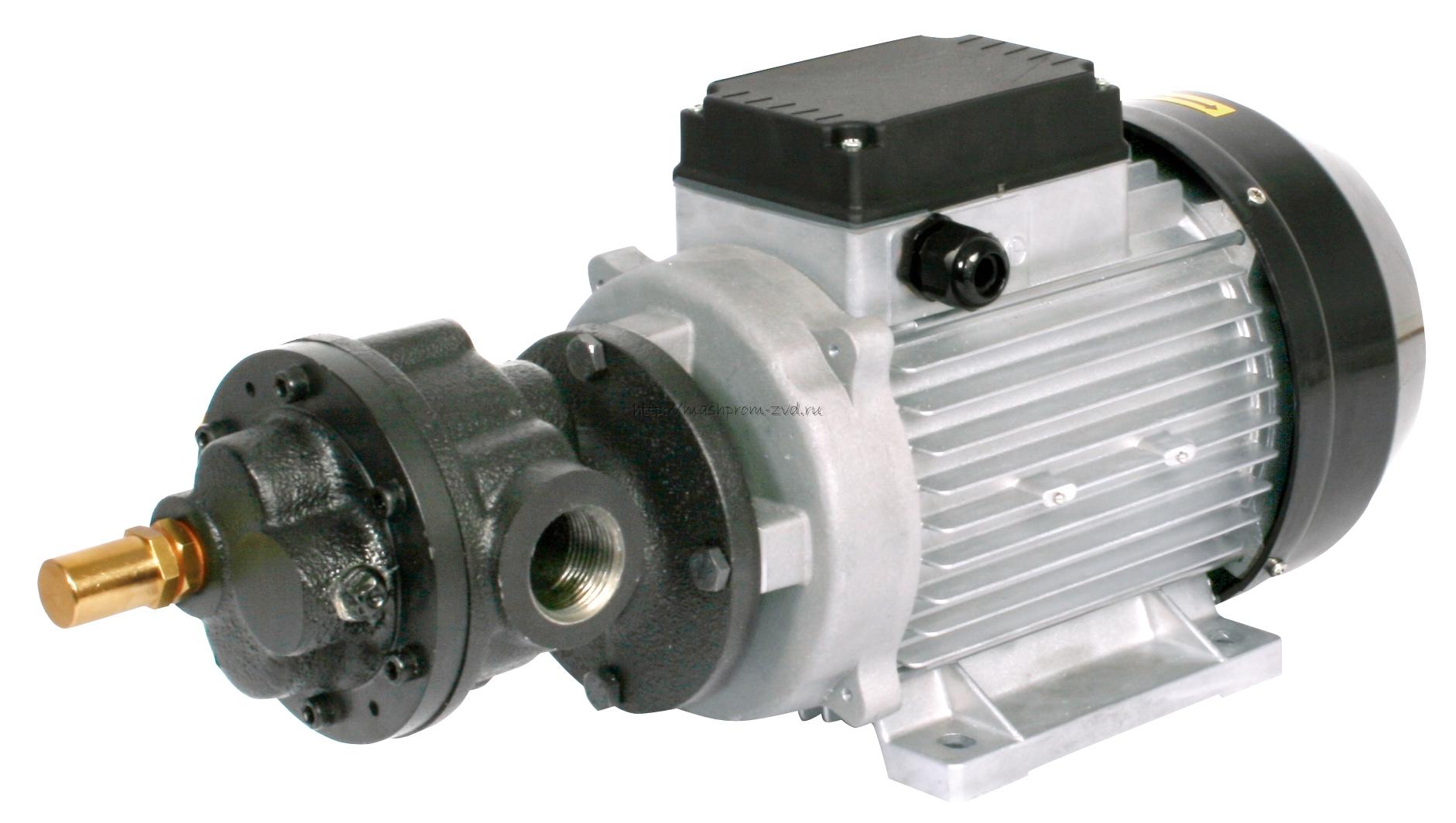 Электрический масляный насос SAMOA арт.561614, 230 V - 50 Hz, 50 л / мин