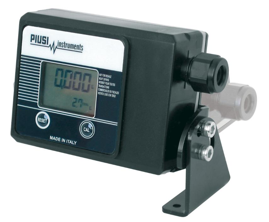 Универсальный выносной дисплей PIUSI арт. F0049502A