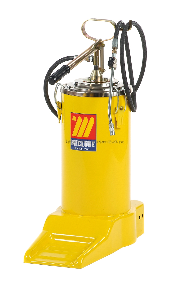 Ручной насос Meclube арт. 016-1141-000 для смазки 16 кг