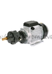 Электрический масляный насос SAMOA арт.561611, 230 V - 50 Hz, 70 л / мин